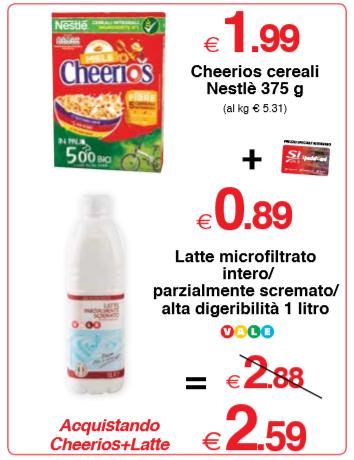 Cheerios cereali Nestle' 375 g