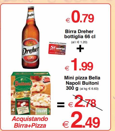 Birra Dreher bottiglia 66 cl
