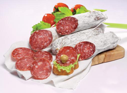 Salame ungherese/milano Villani al kg