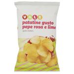PATATINE PEPE ROSA/LIME GR150 VALE