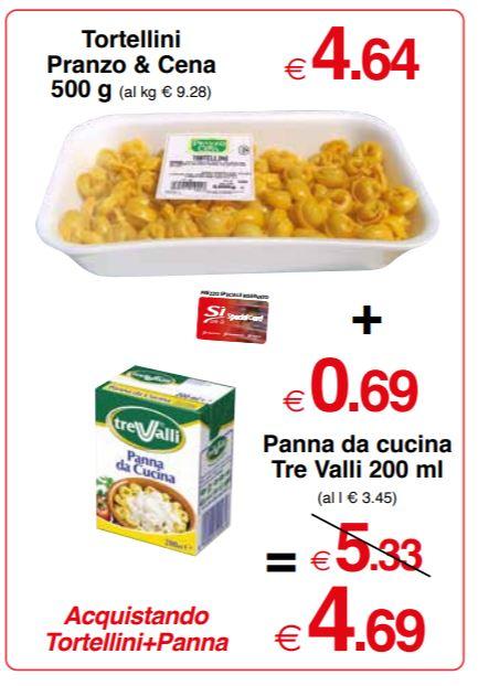 Tortellini Pranzo e Cena 500 g