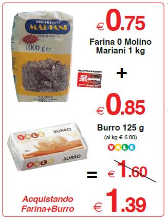 Farina '0' Molino Mariani 1 kg