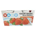 YOG.MAGRO GR125X2 FRAGOLA VALE