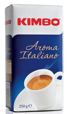 Caffe' Kimbo aroma italiano 250 g
