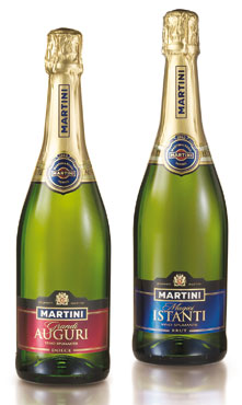 Spumante Grandi Auguri- Magici Istanti Martini 75 cl