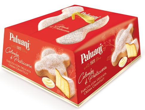 Colomba crema chantilly Paluani 750 g