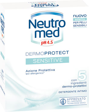 Detergente intimo Neutromed vari tipi 250 ml