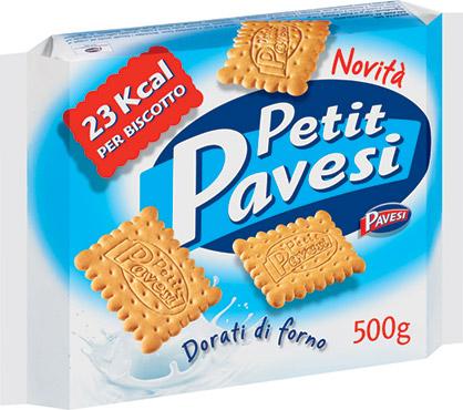 Biscotti Petit Pavesi 500 g