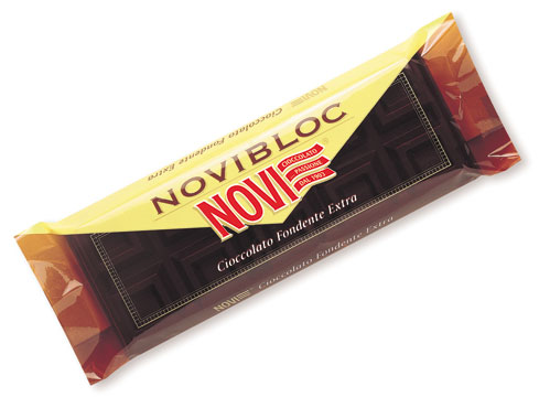 Cioccolato Novibloc latte/fondente 150 g