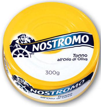 Tonno Nostromo all'olio di oliva 300 g