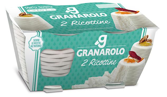 Ricotta Vaccina Granarolo 2x100 g