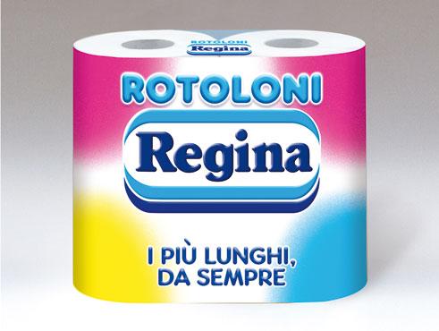 Carta igienica Regina rotoloni x 4