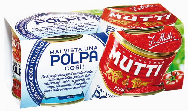 Polpa di Pomodoro Mutti 2 x 210 g