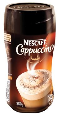 Nescafe' Cappuccino classico/da zuccherare 250/200 g