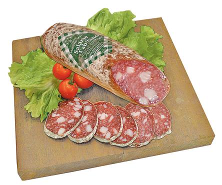 Salame tipo fabriano 1/2 sv Corte Marchigiana al kg