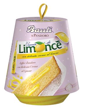 Pandoro Crema Limonce' Bauli 750 g