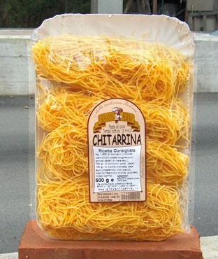 Pasta all'uovo Perna vari formati 500 g