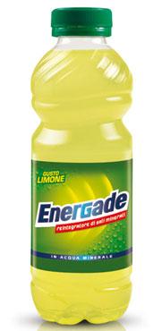 Energade classico vari tipi pet 50 cl