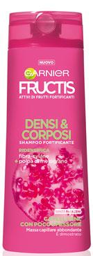 Shampoo/Balsamo Fructis vati tipi 250/200 ml