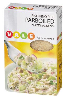 RISO PARBOILED S/V KG.1  VALE