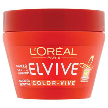 Elvive maschera color vive 200 ml