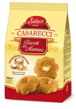 Biscotti Casarecci Saltari vari tipi 700 g