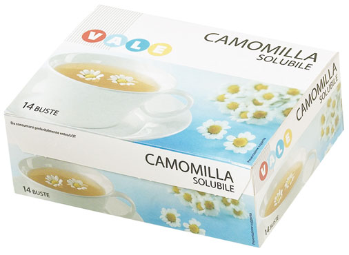 CAMOMILLA SOLUBILE 14 BST. VALE