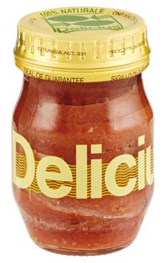Filetti di alici Delicius 90 g