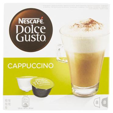 Capsule Nescafe' Dolce Gusto x16 vari gusti