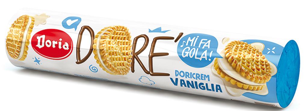 Doricream Doria vaniglia/cacao 150 g