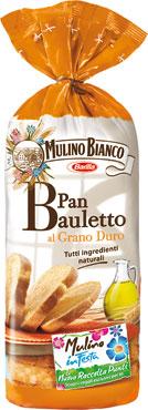 Pane grano duro Mulino Bianco 400 g
