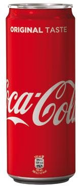 Coca Cola/Fanta/Sprite lattina vari tipi 33 cl