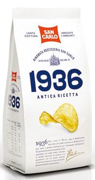 Patatine Antica Ricetta 1936 S.Carlo vari gusti 150 g