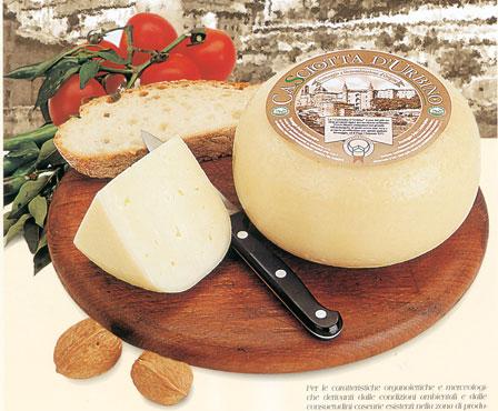 Casciotta d'Urbino DOP Valmetauro al kg