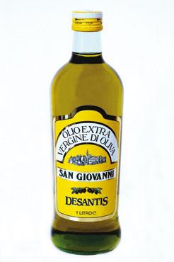 Olio Extra vergine De Santis San Giovanni 1 l