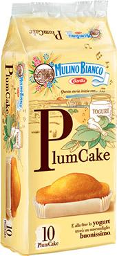 Plumcake yogurt Mulino Bianco x10 330 g