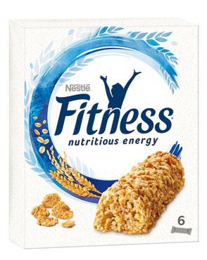Fitness Nestle' barrette cereali vari gusti 6 x 23,5 g