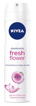 Linea deodoranti Nivea spray 150 ml/roll-on 50 ml