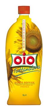 Olio di semi di girasole Oio 1 l