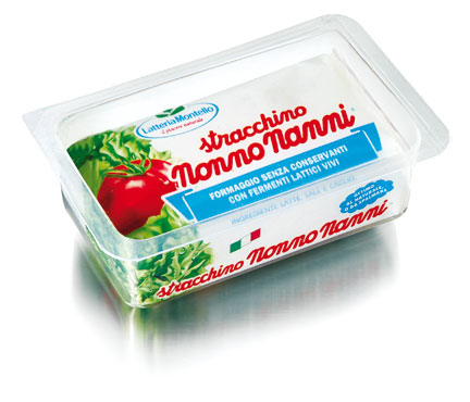 Stracchino Nonno Nanni classico/yogurt 125 g