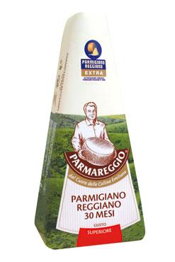 Parmigiano Reggiano 30 mesi DOP 450 g al kg