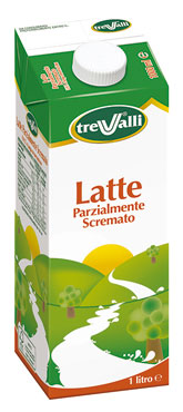 Latte Tre Valli/Cigno ps 1 l