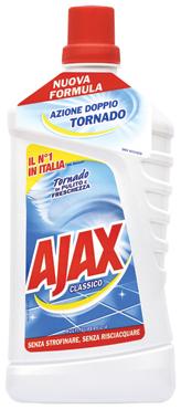 Ajax pavimenti vari tipi e Parquet 1 l