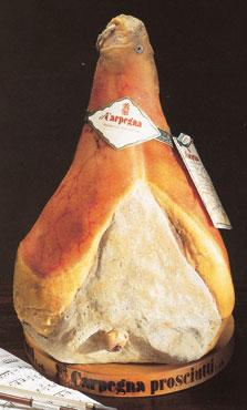 Prosciutto di Carpegna DOP al kg