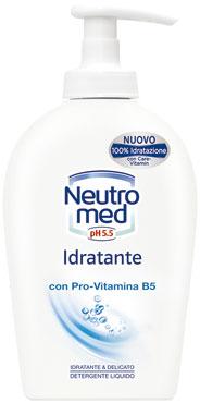 Sapone liquido Neutromed vari tipi 300 ml