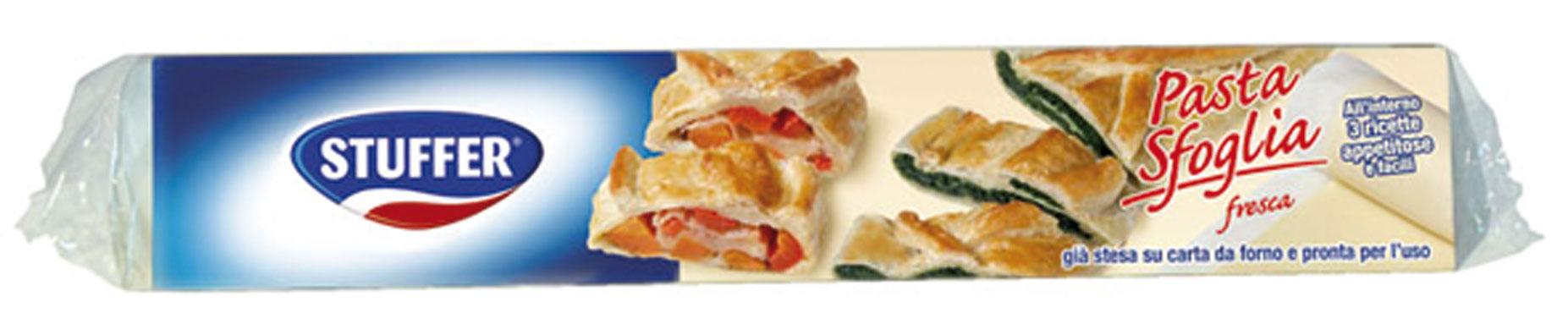 Pasta Sfoglia fresca Stuffer 265 g
