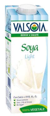 Soyadrink light Valsoia brik 1 l