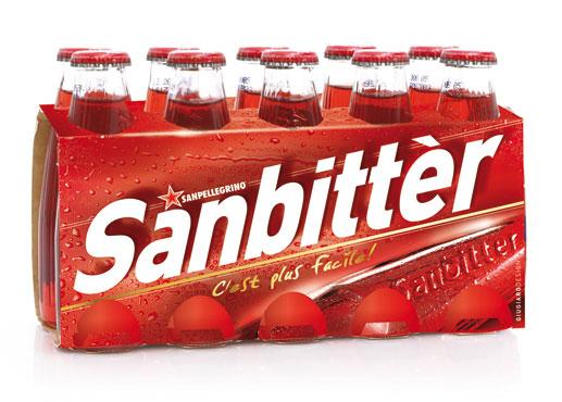 Sanbitte'r vari tipi 10 x 10 cl