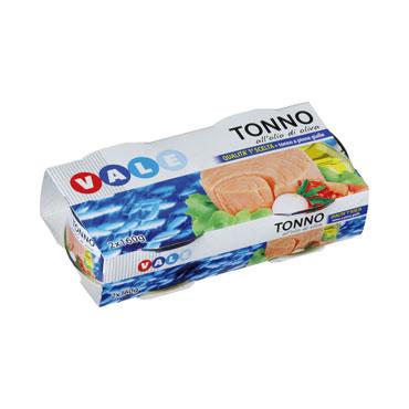 TONNO GR160X2 O.OLIVA  VALE