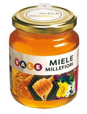 Miele millefiori Vale 500 g
